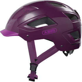 ABUS Hyban 2.0 Hjelm, core purple